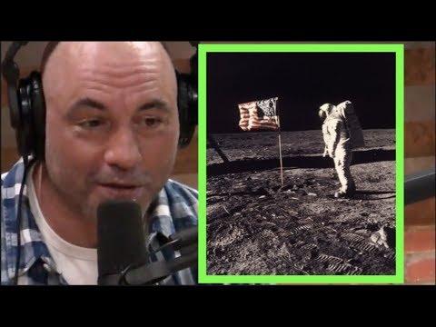 Joe Rogan - I Used to be a Moon Landing Denier