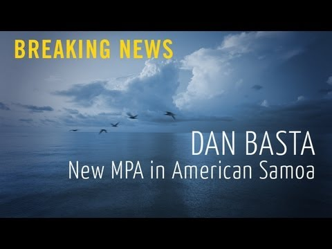 American Samoa's New Marine Protected Area - Breaking News