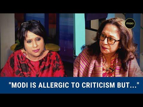"""Modi Allergic To Any Criticism, Rahul Gandhi Is His Best Gift"": Tavleen Singh Speaks To Barkha Dutt"