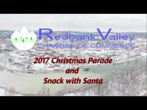 Christmas Parade & Snack w/ Santa 2017 || New Bethlehem PA