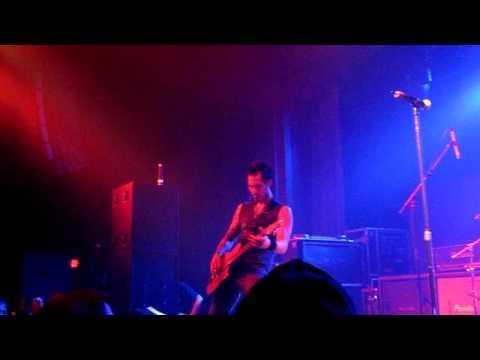 Anew Revolution - Crucify - Live 11/9/10 @ The Ritz - Tampa, FL