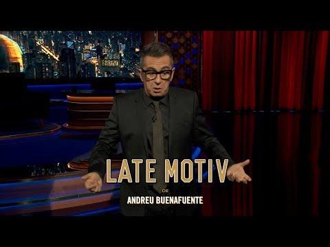 LATE MOTIV - Monólogo de Andreu Buenafuente. 'Fachebook y Delinquedin' | #LateMotiv335