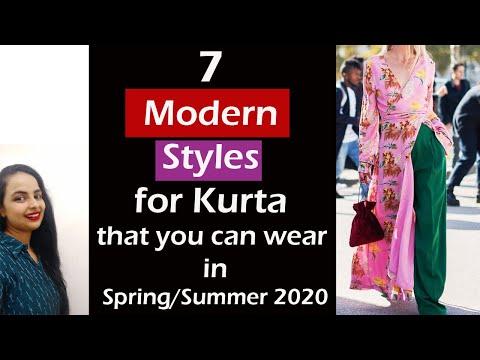 Extraordinary Modern Indian Kurta Looks
