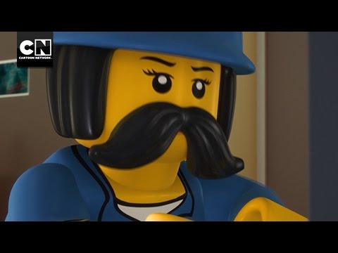 Get Outta There | Ninjago | Cartoon Network
