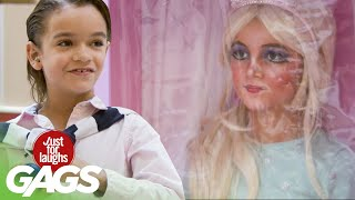 Young Love Brings Doll to LIFE!