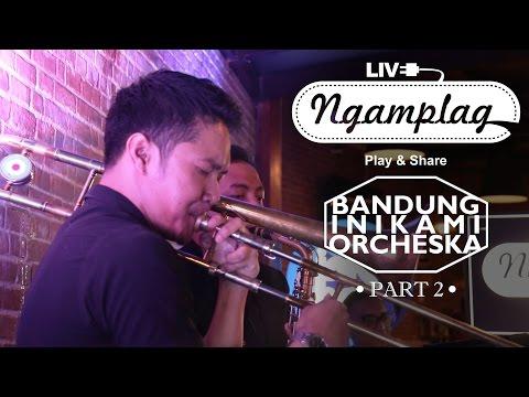 NGAMPLAG - Bandung Inikami Orcheska (BIO) - Kembang Kertas (Part 2) Mp3