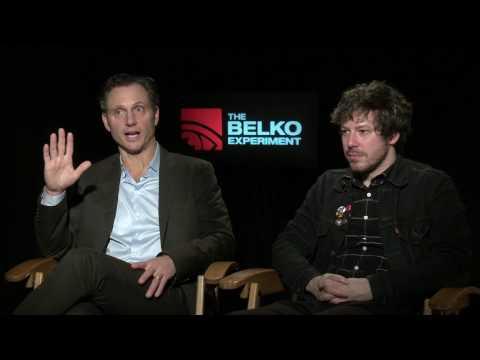 THE BELKO EXPERIMENT Cast Interviews