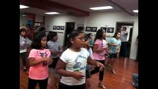 Salsa class for KIDS in Orange County