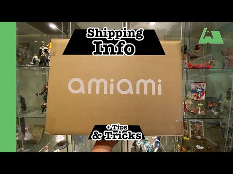 Tutorial - AmiAmi Shopping & Shipping (Australia & US) - Anime figures Japan