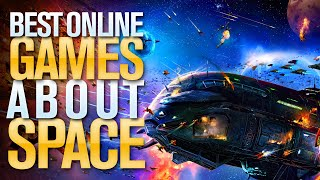 Best Client and Browser Online Space Games