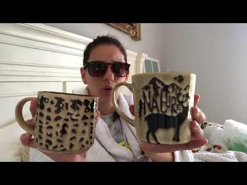 DOLLAR TREE HAUL | MONOGRAM Coffee Mugs | DT WEEK DAY 3