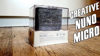 Creative Nuno Micro - test, recenzja maleńkiego, głośnika bluetooth