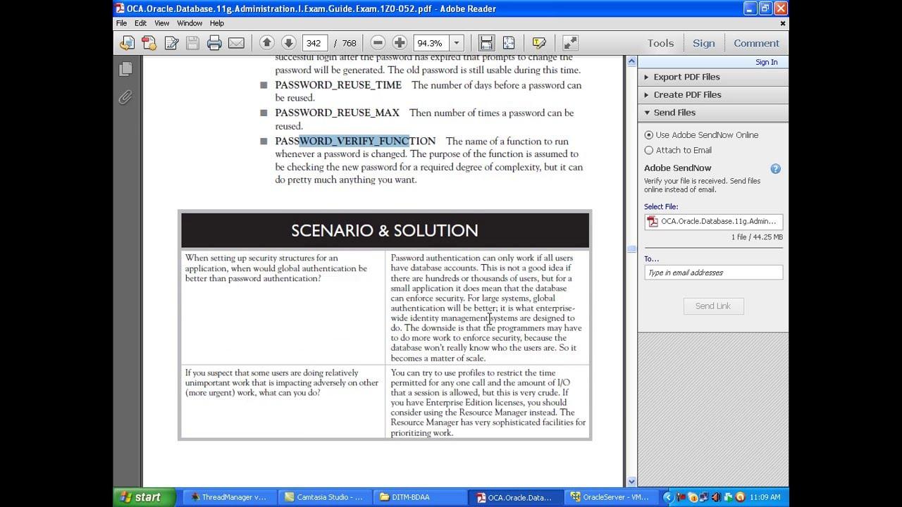 Oracle 11g dba tutorial pdf choice image any tutorial examples oracle 11g dba bangla tutorial ch84 oracle user security oracle 11g dba bangla tutorial ch84 oracle baditri Choice Image