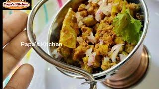 இத ஸ்னாக்ஸ் போல கொடுத்தால் குட்டிஸ்க்கு ரொம்ப பிடிக்கும்   Evening Snacks   Spicy Peas Masala