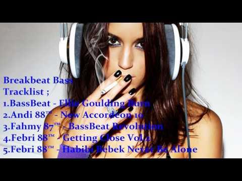 Dugem Santai Lagu Barat Breakbeat Remix Terbaru April 2017