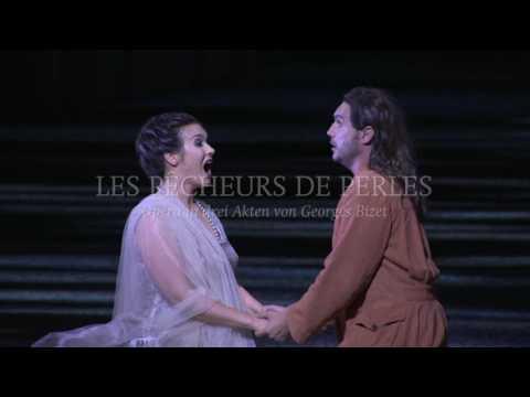 Les pêcheurs de perles | Oper von Georges Bizet | Staatsoper Berlin