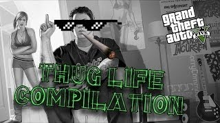 GTA 5 THUG LIFE AND WWE COMPILATION