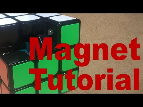 How to Make a Magnetic GuanLong (or QiYi Sail!)