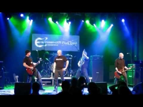 Black Creed - MINE (Live@Emergenza 2012, STHLM)