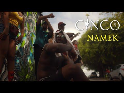Youtube: CINCO – Namek (Clip officiel)