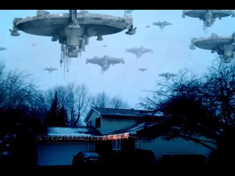 Alien Armada Arrives