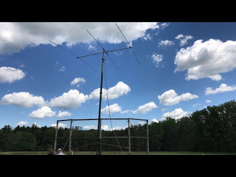 Chautauqua Amateur Radio Service Field Day 2017