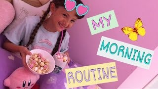 My morning routine summer edition! || Marica