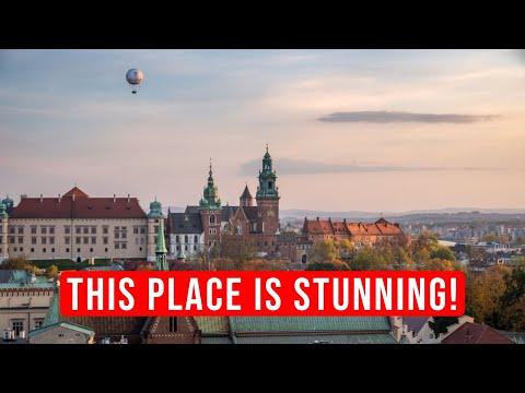 One of the Most Beautiful Cities I've Ever Visited | Krakow Travel Vlog