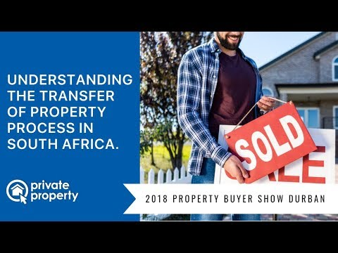 Understanding the transfer of property process in South Africa