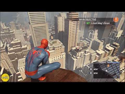 The Amazing Spider Man 2 Playthrough (part 2)