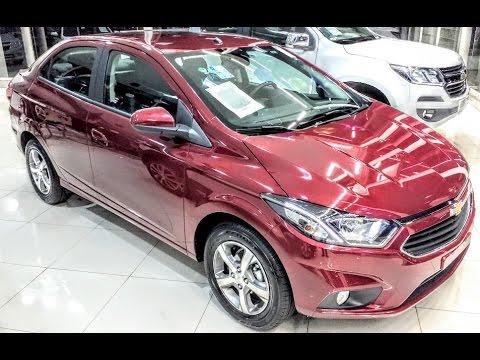 Detalhes do novo prisma 2017 Chevrolet LTZ Vermelho Carmim ...
