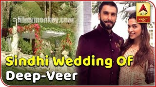 Rose-Themed Mandap Ready For Sindhi Wedding Of Deep-Veer | ABP News