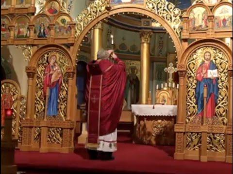 Liturgy of Presanctified Gifts 2017 - Eparchy of Saskatoon