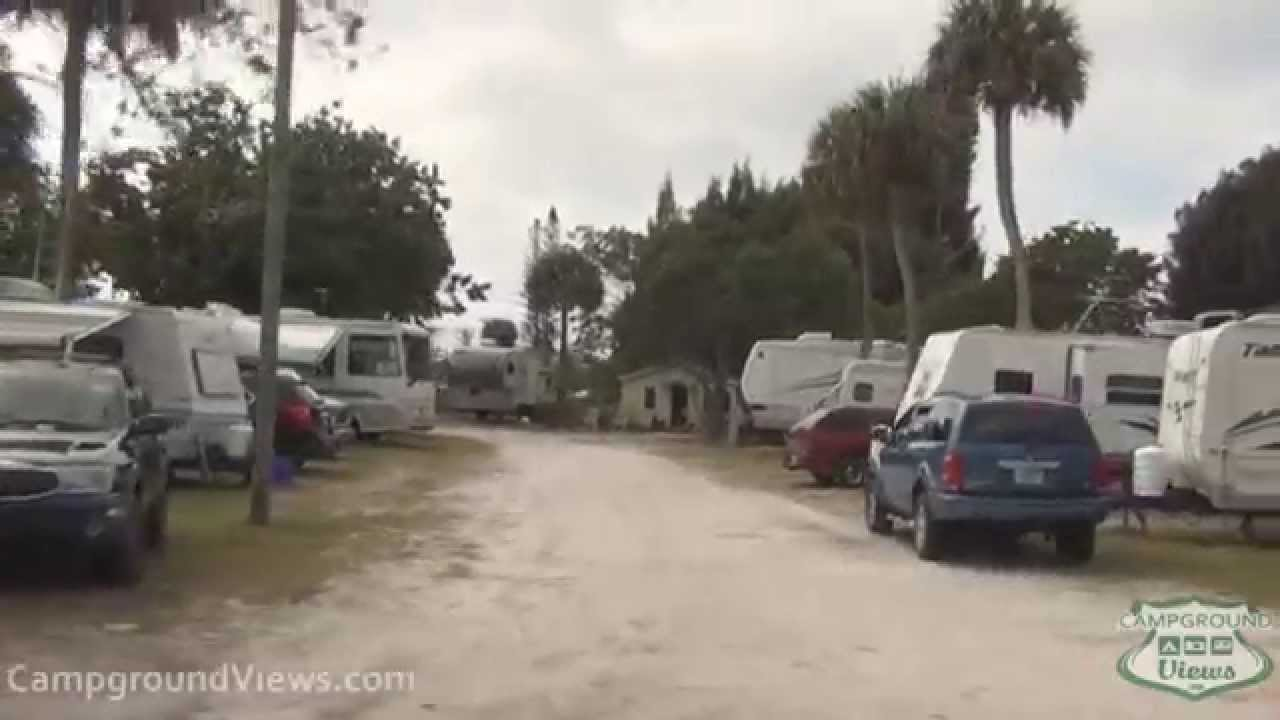 Rv On The Beach In Florida