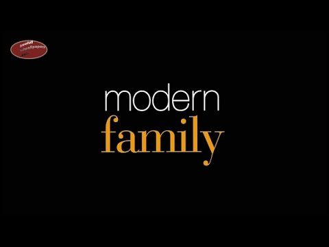 Modern Family - All Opening Intros + Family Guy and Simpsons Parodie