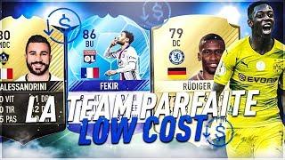 FIFA 17 - LA TEAM LOW COST PARFAITE ! MA FUTURE TEAM FUT CHAMPION !!