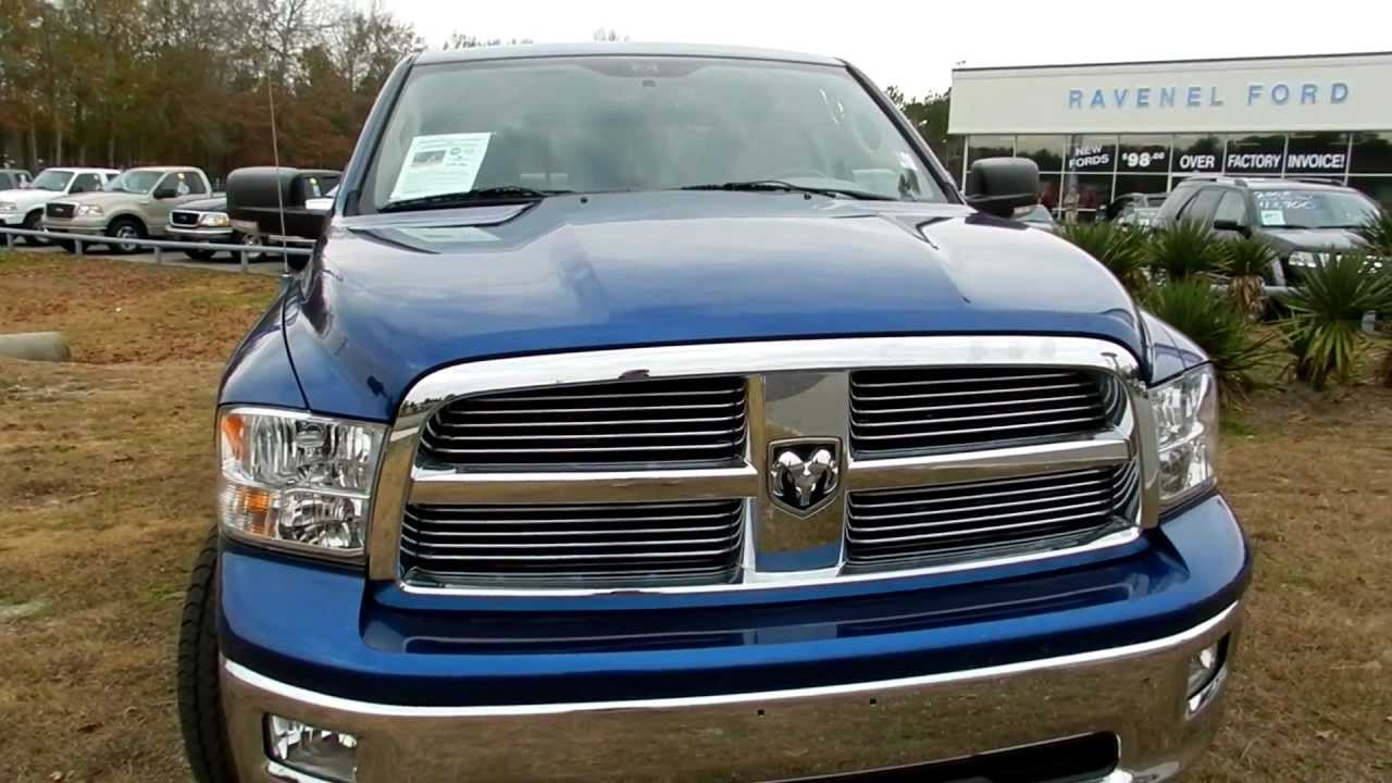 2009 Dodge Ram 1500 Review Quad Cab Hemi For Ravenel Ford Charleston