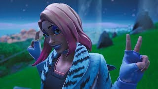 VICTORIA with NEW SKIN *SALVAJE* at FORTNITE! (BUYING STARTER PACK 7) -RoEssYT