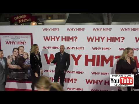 John Hamburg At The Why Him Premiere At Regency Bruin Theater In Westwood