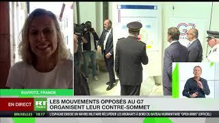 Sommet du G7 à Biarritz : «Cette date n'est pas du tout idéale»