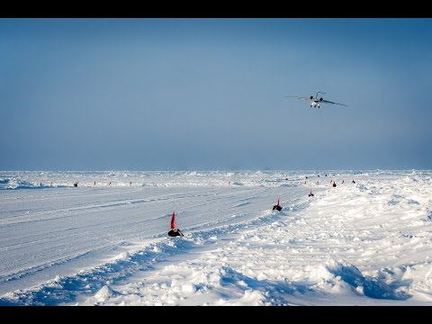 the Geographic South Pole - Last Degree Expedition 2013