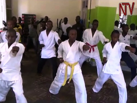 All Africa games: 40 youths in preparations for Karate competition