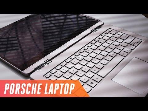 Porsche Design Book One laptop first look