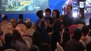 Pengundian Untung Beliung Britama 2013 Regional Surabaya