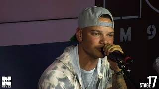 "Kane Brown - ""Used To Love You Sober"" LIVE from Stage 17!"