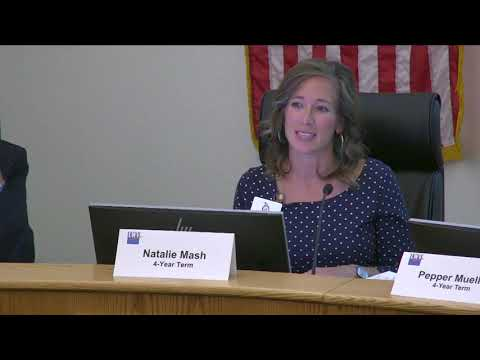 League of Women Voters Greeley Evans District 6 Board of Education Candidate Forum