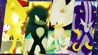 Sonic Roblox- Sonic Universe RP All Chaos Emerald Locations And Sonic Super Forms