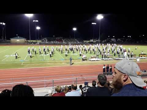 2017 Briarcrest Competition Hardin County Band