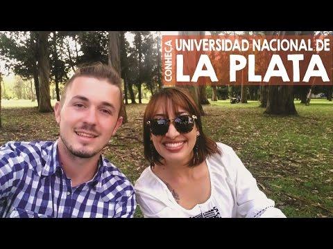 Morando na Argentina - Universidade de La Plata