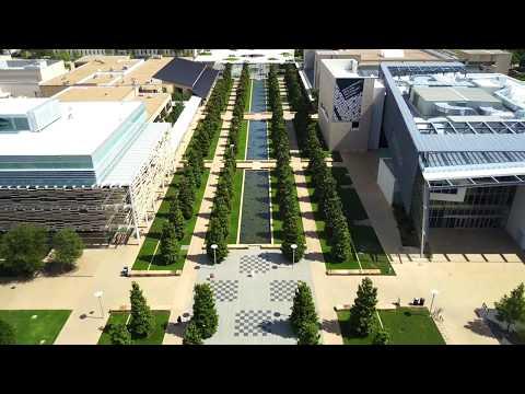 UT Dallas Aerial Campus Tour